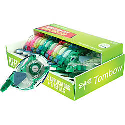 Tombow Refillable Correction Tape Value Pack