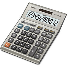 Casio DM 1200BM Business Calculator