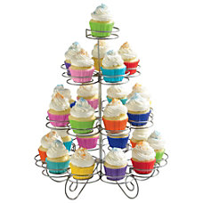Amscan 4 Tier Mini Wire Cupcake