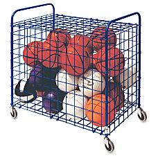Champion Sport Lockable Ball Storage Locker
