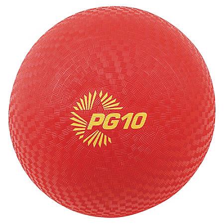 "Champion Sports PG10 10"" Plaground Ball - 10"" - 1 Each"