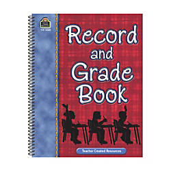 Teacher Created Resources Plaid Record And