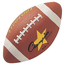 Champion Sport s Intermediate Size Football