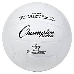 Champion Sport s Official Size Volleyball