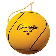 Champion Sports Heavy duty White Tether