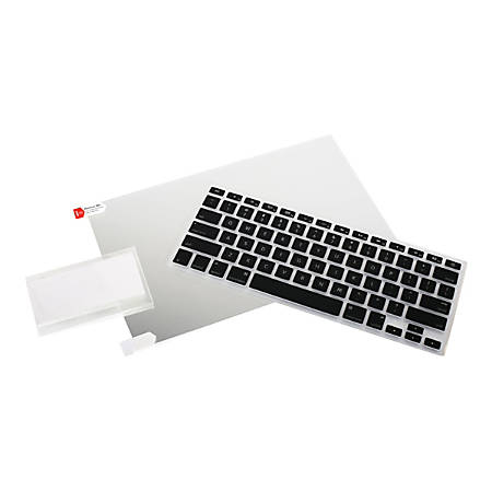"IOGEAR - Notebook screen protector and keyboard skin - 13"" - transparent - for Apple MacBook Pro with Retina display (13.3 in)"