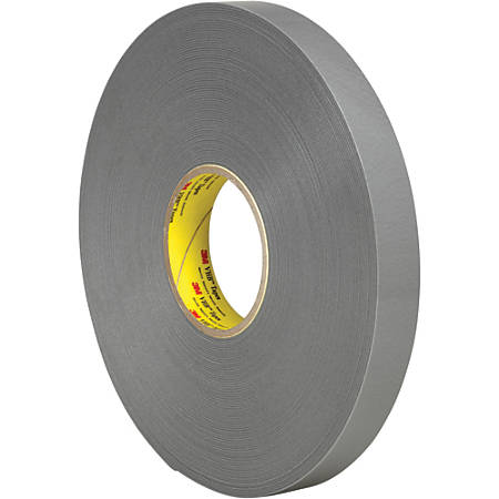 "3M™ 4957 VHB™ Tape, 1.5"" Core, 1"" x 5 Yd., Gray"
