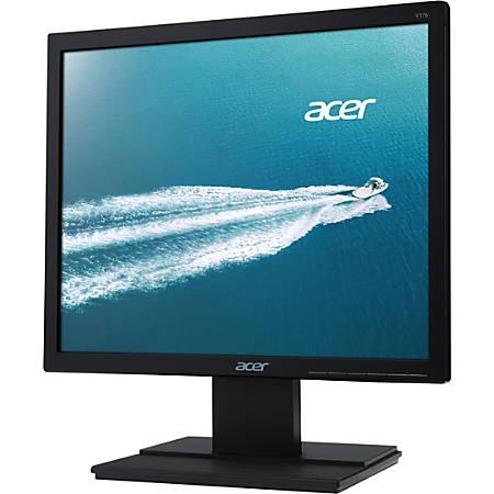 """Acer® V176L 17"""" LED LCD Monitor"""