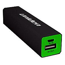 Uniden Portable USB Powerbank With 2200mAh