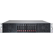 Supermicro SuperServer 2028GR TR Server rack