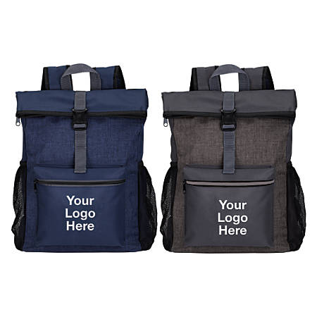 """Tuck Backpack With 15"""" Laptop Pocket"""