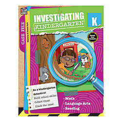 Thinking Kids Investigating Kindergarten Grade K
