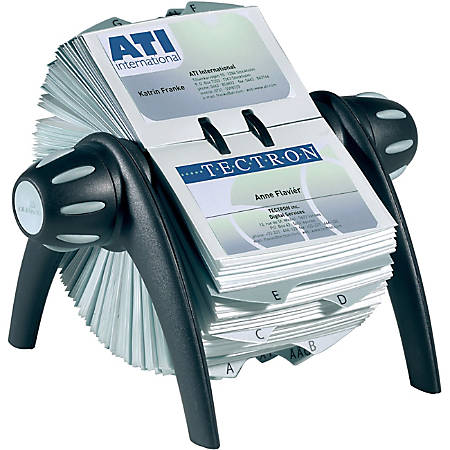 VISIFIX® Rotary Business Card File
