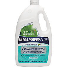 Seventh Generation Ultra Power Plus Dishwasher