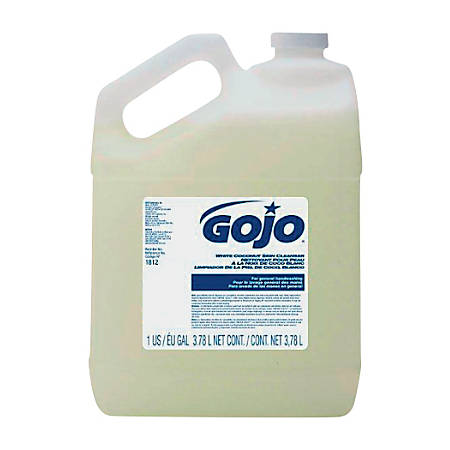 GOJO® Floral Skin Cleanser, 128 Oz, Pack Of 4 Containers
