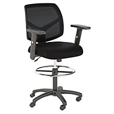 Bush Business Furniture Petite Mesh Back
