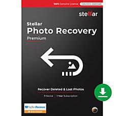 Stellar Photo Recovery Premium Mac