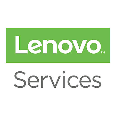 Lenovo ServicePac - 5 Year Extended Service - Service - 9 x 5 x 4 Hour - On-site - Maintenance - Parts & Labor - Physical Service