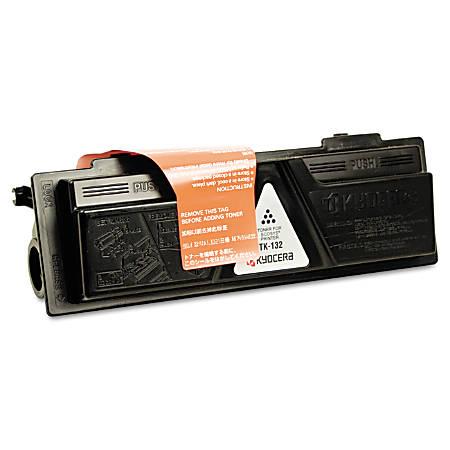 Kyocera TK-132 Original Toner Cartridge - Laser - 7200 Pages - Black - 1 Each