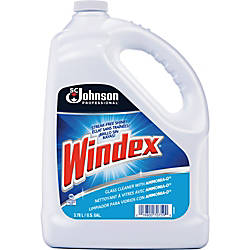 Windex Glass Cleaner Refill 1 Gallon