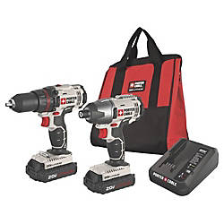 Porter Cable 20V MAX Lithium 2