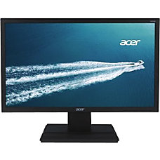 Acer V206HQL 195 LED LCD Monitor