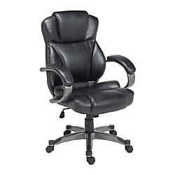 Z Line Designs Leather Executive Chair