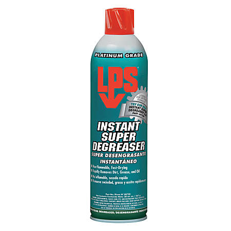 Instant Super Degreasers, 20 oz Aerosol Can