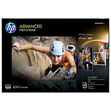 HP Advanced Photo Paper 13 x