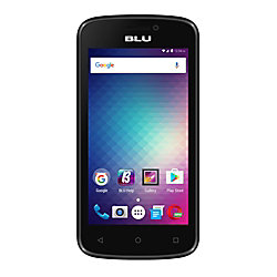 BLU Advance 4.0M A090U Cell Phone, Black, PBN201139