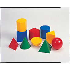 Learning Resources Shape Manipulatives Large Geometric