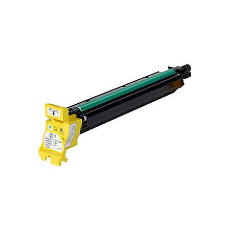 Konica Minolta - (120 V) - 1 - yellow - printer imaging unit - for magicolor 7450