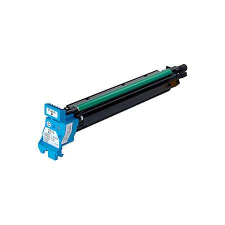 Konica Minolta - (120 V) - 1 - cyan - printer imaging unit - for magicolor 7450