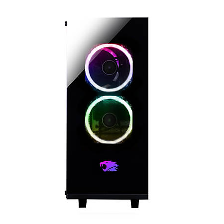 iBUYPOWER Gaming PC Computer Desktop 114A (AMD Ryzen 7 3800X, NVIDIA Geforce RTX 2080 Super 8GB, 16GB DDR4 RAM, 1TB HDD, 480GB SSD, Liquid Cool, Windows 10