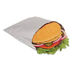 Bagcraft Foil Sandwich Bags 6 12