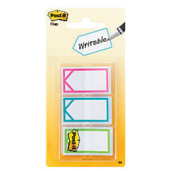 Post it Flags Value Pack 1