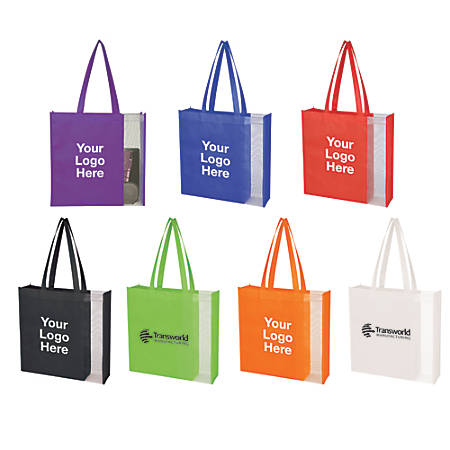 Glancer Poly Tote Bag