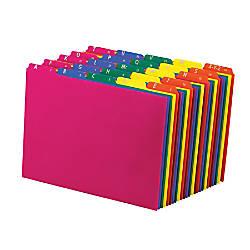 Pendaflex Top Tab A Z File