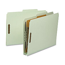 Nature Saver Classification Folders Letter Size