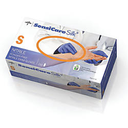 SensiCare Silk Powder Free Nitrile Exam