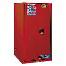 Safety Cabinets for Combustibles Manual Closing