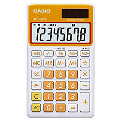 Casio SL300VC Simple Calculator