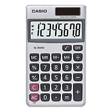 Casio SL300VCPLSIH Pocket Calculator