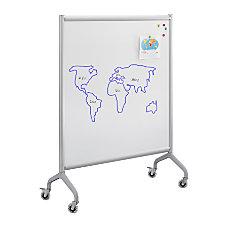 Safco Rumba Screen Whiteboard 54 x
