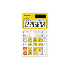 Casio SL 300VC Portable Calculator 8