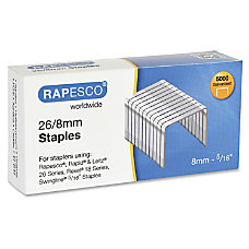 Rapesco 268mm Galvanized Staples 268mm 516
