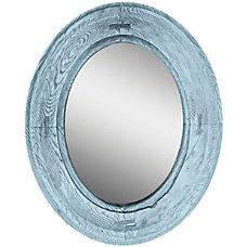 PTM Images Framed Mirror Villa I