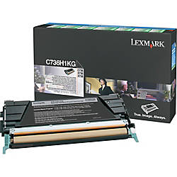 Lexmark Original Toner Cartridge Laser 12000