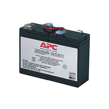 APC Replacement Battery Cartridge #1 - Maintenance-free Lead Acid Hot-swappable