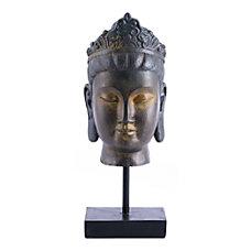 Zuo Modern Buddha In Pedestal 13